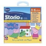 Vtech – Peppa Pig – Juego Educativo Storio 2