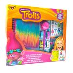Trolls – Kit Agenda Fantasía Con Accesorios