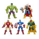 Los Vengadores – Multipack Hero Mashers 5 Figuras
