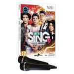 Nintendo Wii – Let S Sing 9 + 2 Micrófonos