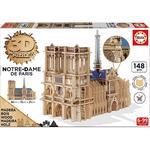 Educa Borrás – Notre Dame – 3d Monument Puzzle