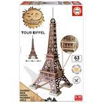Educa Borrás – Torre Eiffel – 3d Monument Puzzle