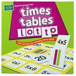 Times Table Lotto The Green Board