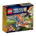 Lego Nexo Knights – Destructor De Combate De Knighton – 70310