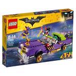 Lego Súper Héroes – Coche Modificado De The Joker – 70906