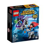 Lego Súper Héroes – Superman Vs Bizarro – 76068