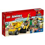 Lego Junior – Solar De Demolición – 10734