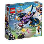 Lego Súper Héroes – Persecución En El Batjet De Batgirl – 41230