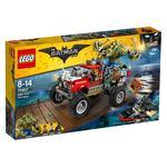 Lego Súper Héroes – Reptil Todoterreno De Killer Croc – 70907