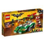 Lego Súper Héroes – Coche Misterioso De The Riddler – 70903