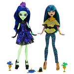 Monster High – Amanita Nightshade Y Nefera De Nile