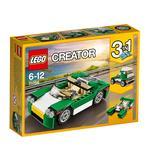 Lego Creator – Descapotable Verde – 31056