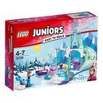 Lego Junior – Zona De Juegos Invernal De Anna Y Elsa – 10736