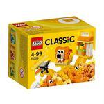 Lego Classic – Caja Creativa Naranja – 10709