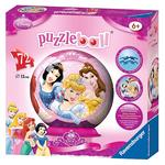 - Puzzle Ball 3d – Princesas Disney Ravensburger