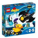 Lego Duplo – Aventura En El Batwing – 10823