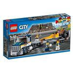 Lego City – Transporte Del Dragster – 60151