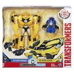 Transformers – Stuntwing Y Bumblebee – Pack 2 Figuras Activator Combiners