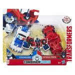Transformers – Strongarm Y Optimus Prime – Pack 2 Figuras Combiners