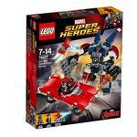 Lego Súper Héroes – Iron Man: El Ataque De Acero De Detroit – 76077