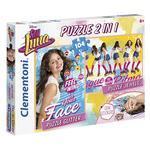 Soy Luna – Puzzle 2 En 1