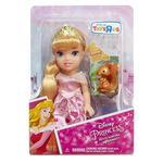 Princesas Disney – Aurora Y Squirrel