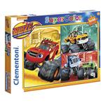 Puzzle Infantil 3 X 48 Piezas (varios Modelos)