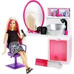 Barbie – Peluquería Purpurina Mágica