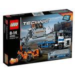Lego Technic – Depósito De Contenedores – 42062