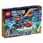 Lego Nexo Knights – Halcón – Bláster De Combate De Clay- 70351