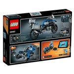 Lego Technic – Bmw R 1200 Gs Adventure – 42063-1