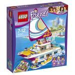 Lego Friends – Catamarán Tropical – 41317