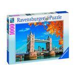 Ravensburguer – Vista Del Puente De Londres – Puzzle 1000 Piezas-1