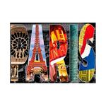 Educa Borrás – Paris – Puzzle 1000 Piezas