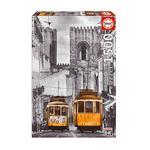 Educa Borrás – Barrio De La Alfama Lisboa – Puzzle 1500 Piezas