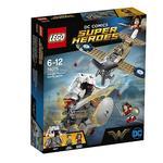 Lego Star Wars – Wonder Woman Batalla De Guerreros- 76075