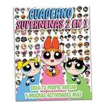 Supernenas – Cuaderno (varios Modelos)
