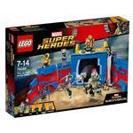Lego Súper Héroes – Thor Vs Hulk: Choque En La Arena – 76088