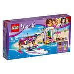Lego Friends – Remolque De La Lancha De Andrea – 41316