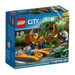 Lego City – Jungla: Set De Introducción- 60157