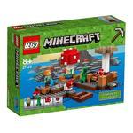 Lego Minecraft – Isla Champiñón – 21129