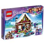 Lego Friends – Estación De Esquí: Cabaña – 41323