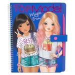 Top Model – Cuaderno Para Colorear Magic Fun