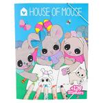 House Of Mouse – Cuaderno Para Colorear