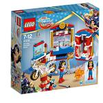 Lego Dc Super Hero Girls – Dormitorio De Wonder Woman – 41235