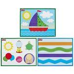 Play-doh – Aprendo Texturas Y Colores-2