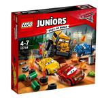 Lego Junior – Carrera Crazy 8 En Thunder Hollow – 10744