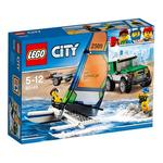 Lego City – 4×4 Con Catamarán – 60149