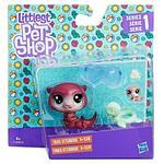 Littlest Petshop – Trixie Y Timber Las Nutrias – Parejita-1