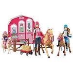 Barbie – Playset Rancho
